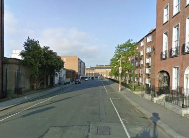 Grenville Street in Dublin (File photo)