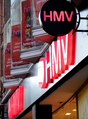 HMV has a number of stores in the Republic.