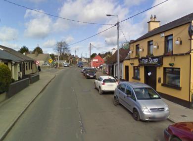 Lusk village in north Dublin (File photo)