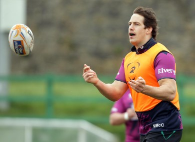 McCarthy will return this weekend for Connacht.