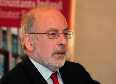 Central Bank governor Patrick Honohan will take questions from the Oireachtas finance committee this afternoon.