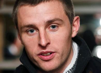 Tipperary hurler Shane McGrath.