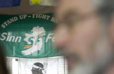 Sinn Fein calls for a border poll