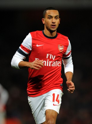 Theo Walcott originally signed for Arsenal from Southampton.