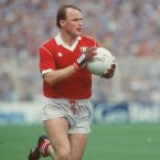 McCarthy is famous for being the only player to have won All-Ireland senior hurling and football medals when he achieved that feat in 1990. He also lifted the Liam McCarthy Cup in 1986 and the Sam Maguire Cup in 1989, while collecting nine Munster senior medals during his career.