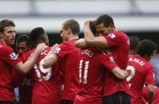 United go 15 points clear, Arsenal turn the page