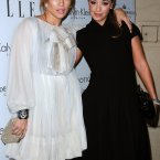 JENNIFER LOPEZ AND LEAH REMINI:  These gals have been besties for years and there is some really cute stuff of them together being proper best mates on YouTube, slagging each other off and talking about how much they love each other.  We like this one.  Tammie Arroyo/AFF/EMPICS Entertainment