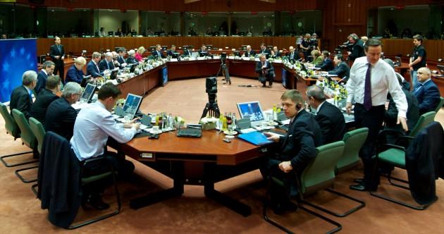 Leaders strike a deal on EU budget until 2020