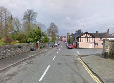 The N72 in Lismore (File photo)