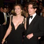Posh and good-looking, Hugh Grant and Liz Hurley seemed made for each other.  However, after surviving