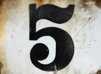 The 5 at 5: Wednesday · TheJournal.ie