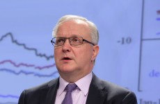 Rehn: Budget 2014 should not be eased after promissory note savings