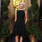 Naomi Watts took the LBD route.  Snore.  Chris Pizzello/Invision/AP