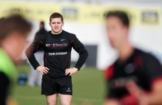 Make or break: Jackson named outhalf for Ulster's Italian date