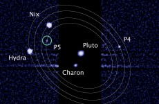 What would you call Pluto's two smallest moons?