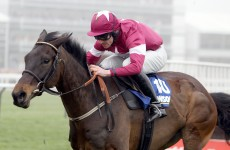 Sir Des Champs sees off Flemenstar to win Hennessy Gold Cup