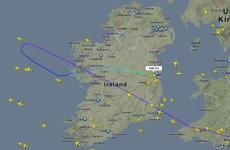 Transatlantic flight makes emergency landing at Dublin Airport
