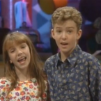 Look at them, a picture of innocence on the Mickey Mouse Club.  (YouTube/TheChecai)