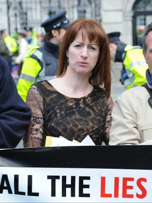 Independent TD Clare Daly