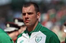 Gibson unwilling to kiss and make up with Trapattoni