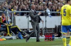 We can win in Dublin, insists Sweden boss Hamren