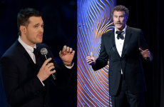 The Dredge: Michael Buble and Will Ferrell to duet?
