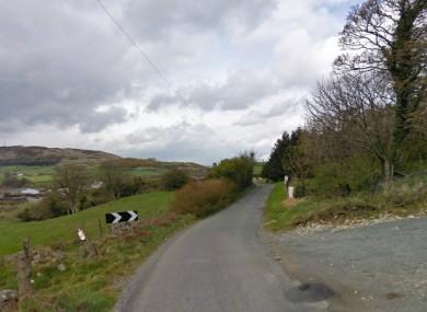 Mountain Road, Cloughoge.