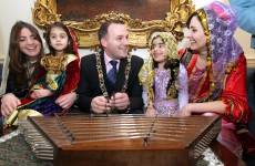 Dublin takes part in worldwide Persian festival for first time