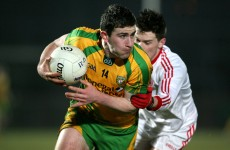 Ulster U21FC: Wins for Donegal, Down, Derry and Cavan