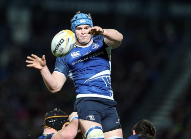 Rhys Roddock is hoping to start against Ulster.