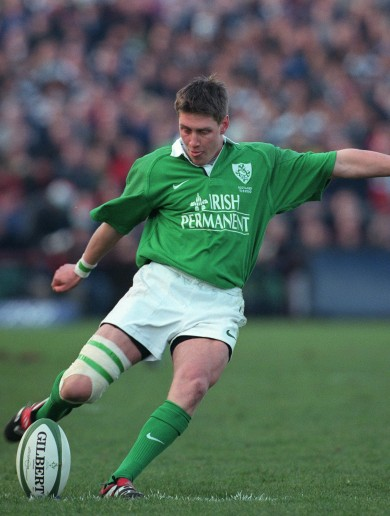 End of an era? Here's Ronan O'Gara's Ireland career in 30 pictures