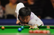 Ding Junhui rattled in this 147 at the PTC Grand Finals in Galway today