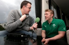 Game on, Ger: Damien O'Meara on his new show, playing extra-time and Off The Ball drama