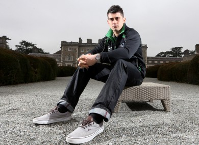 Tiernan O'Halloran is hoping for a third Connacht win in succession.