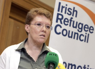 Sue Conlon, the Irish Refugee Council