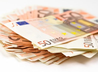 Government gets €2.7 million in cash recouped from criminals