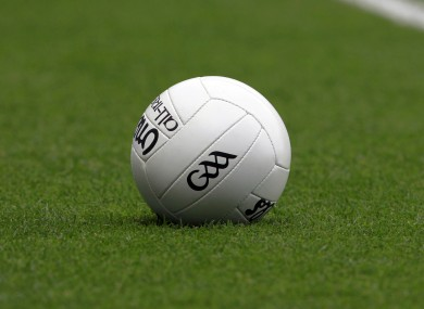 The Offaly minors knew what to do with the football on Saturday.