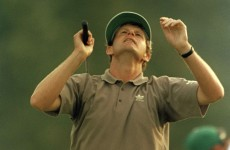 The greatest shots in Masters history: Sandy Lyle's stunning bunker save