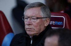 Ferguson backs Liverpool over Suarez ban