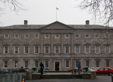 Leinster House (file photo)