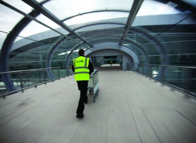 Terminal 2 at Dublin Airport (File photo)
