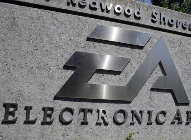 Electronic Arts headquarters in California.