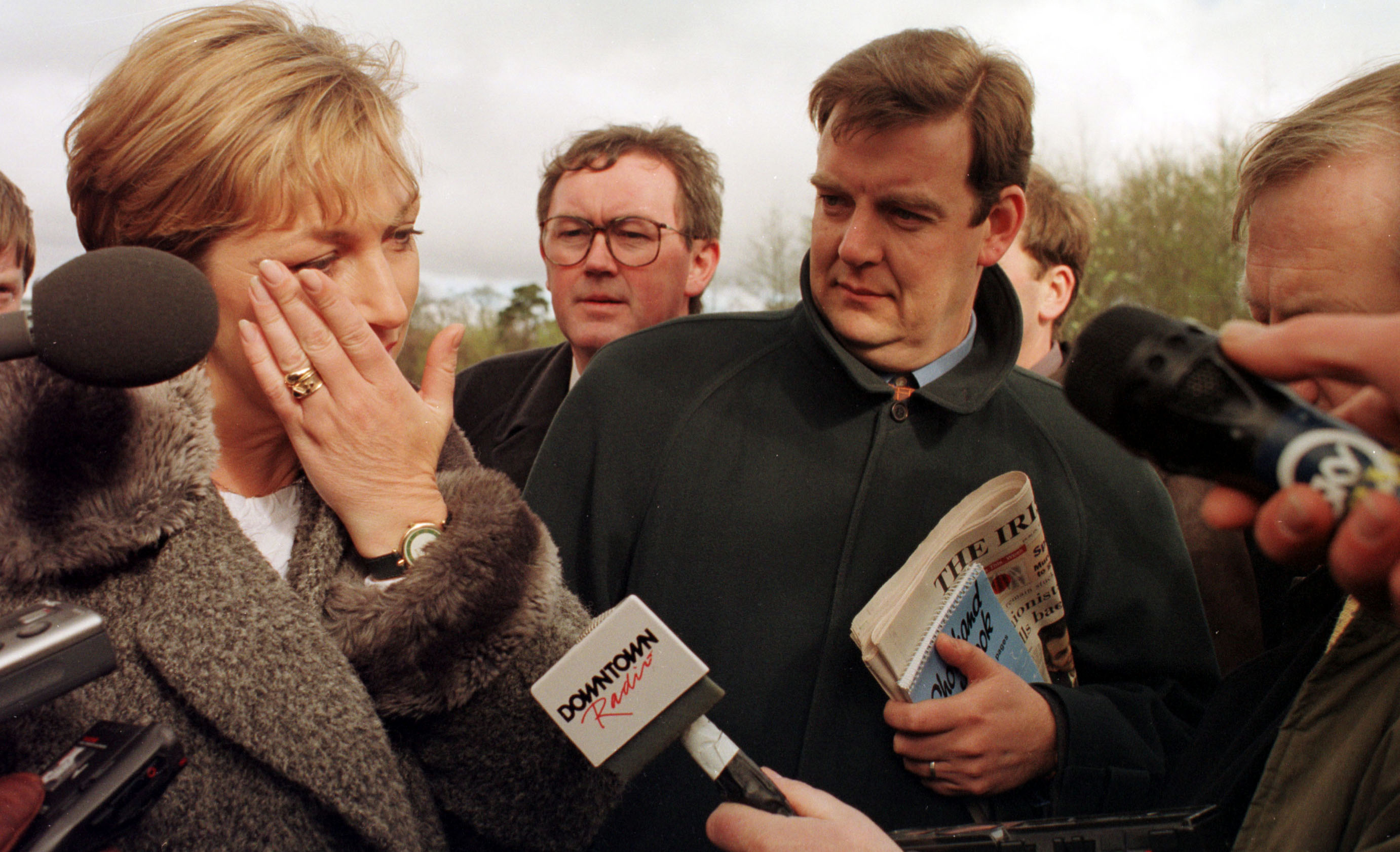 15 years ago today the good friday agreement was signed thejournal platinumwayz