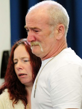 File photo dated 16/5/2012 of Mick Philpott and wife Mairead