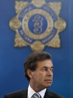 Justice Minister Alan Shatter.