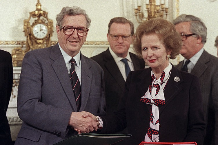 6 Key Moments That Defined Margaret Thatchers Relationship With Ireland