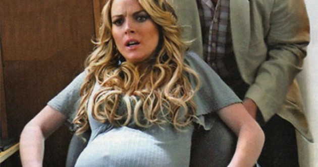 """The Dredge: An open letter to Lindsay Lohan about her """"pregnancy"""""""
