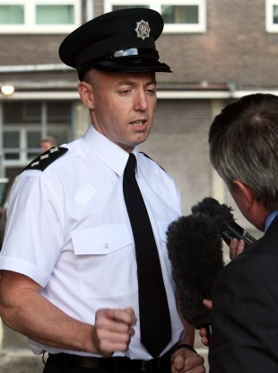 Chief Inspector Jon Burrows has urged parents to know the whereabouts of their children (file photo).