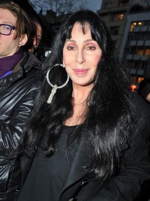 Cher. Alive.