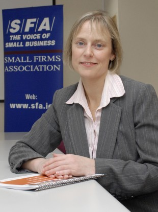 The director of the SFA, Avine McNally, has said that strong political leadership is needed to help small businesses.